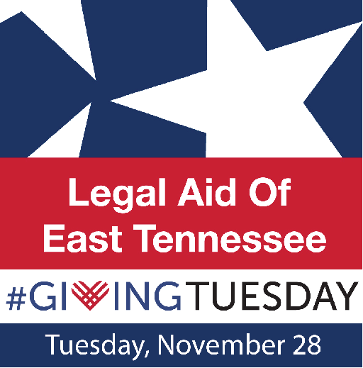 #GivingTuesday kicks off the charitable season. Please join the movement and make a donation to LAET on Nov. 28. www.SupportLegalAid.org.org